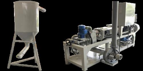 COPLAS Recycle Machine